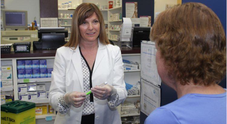 Suzie Pilon pharmacist
